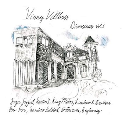 Vinny Villbass/Diversions, Vol. 1[BS162CD]