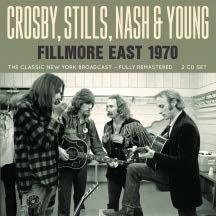 Crosby, Stills, Nash &Young/Fillmore East 1970[HB2CD039]