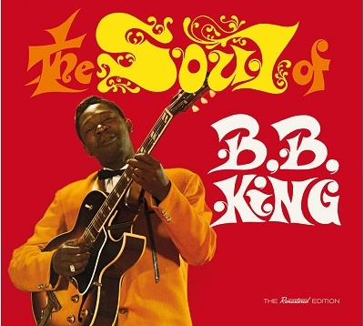 The Soul Of B.B. King CD