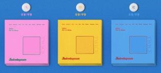 Twicetagram: 1st Album (ランダムバージョン) CD
