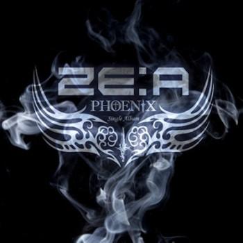ZE:A/Phoenix : ZE:A 3rd Single[SEK0206]