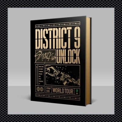 Stray Kids World Tour District 9: Unlock' in SEOUL DVD