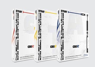 Go生: Stray Kids Vol.1 (ランダムバージョン) CD
