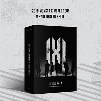 2019 MONSTA X WORLD TOUR [WE ARE HERE] IN SEOUL [Kit Video] Accessories