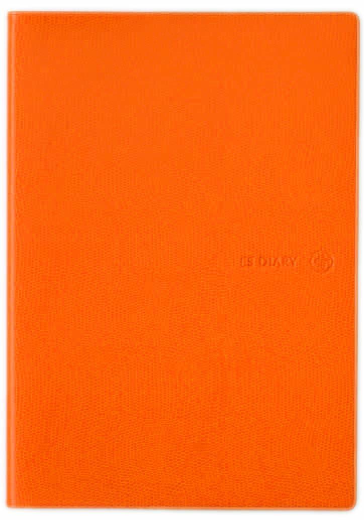 ESダイアリー2017 A5 レフト オレンジ [9784777941261]