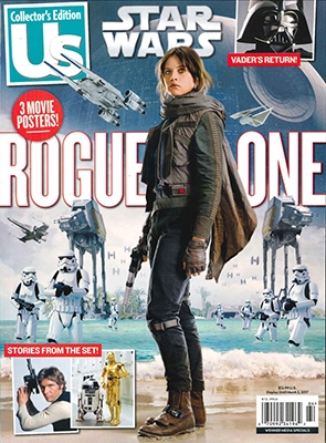US WEEKLY SPECIAL -STAR WARS ROGUE ONE [34196]