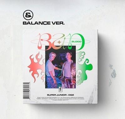 Bad Blood: 4th Mini Album (Balance Ver.) CD