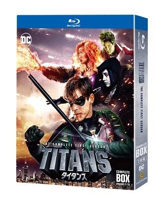 タイタンズ<シーズン1>ブルーレイ コンプリート・ボックス Blu-ray Disc
