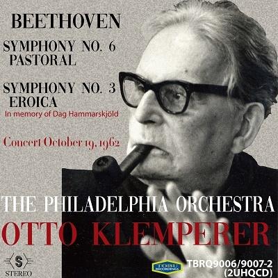 ベートーヴェン: 交響曲第6番「田園」、第3番「英雄」*ダグ・ハマーショルドの思い出に捧ぐ