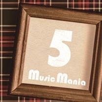 Music Mania 5 CD