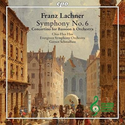 ラハナー: 交響曲第6番 他