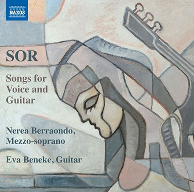 ネレア・ベッラオンド/F. Sor: Songs for Voice and Guitar[8573686]