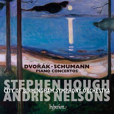 スティーヴン・ハフ/ドヴォルザーク & シューマン - ピアノ協奏曲集 [PCDA68099]