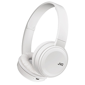 JVC Bluetoothヘッドホン HA-S38BT/ホワイト [HAS38BTW]