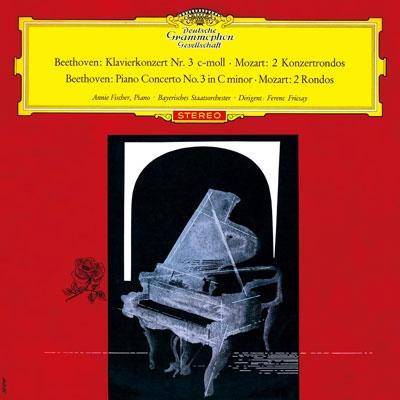 アニー・フィッシャー/ベートーヴェン: ピアノ協奏曲第3番, 他<タワーレコード限定>[PROC-1155]