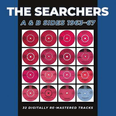 The Searchers/A &B Sides 1963-67[BGOCD1436]