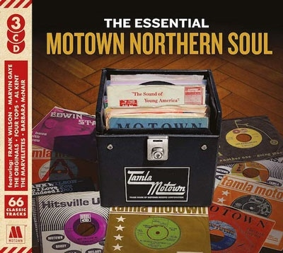 The Essential Motown Northern Soul[SPECESS19]