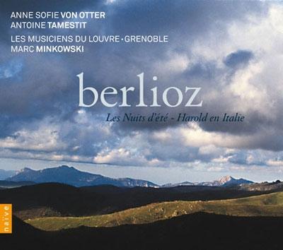 マルク・ミンコフスキ/Berlioz: Les Nuits d'Ete Op.7, Harold en Italie Op.16, etc[V5266]