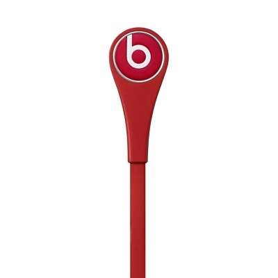 beats by dr.dre Tour インイヤーヘッドフォン Red