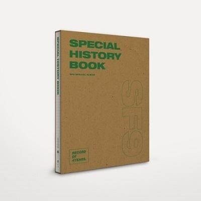 Special History Book: Special Album CD