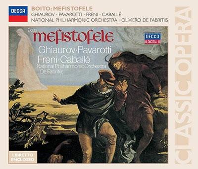 オリヴィエーロ・デ・ファブリティース/ボーイト: 歌劇『メフィストーフェレ』[4756666]