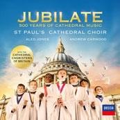 セント・ポール大聖堂聖歌隊/Jubilate - 500 Years Of Cathedral Music[4831736]