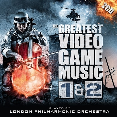 The Greatest Video Game Music 1 & 2 CD