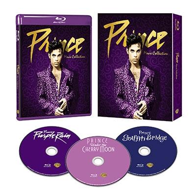 プリンス フィルムズ ブルーレイ メモリアル・エディション<限定版> Blu-ray Disc