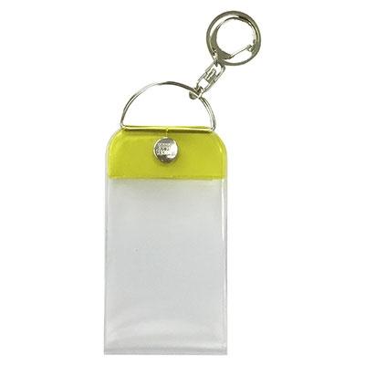 タワレコ チェキサイズキーホルダー Yellow[MD01-3448]