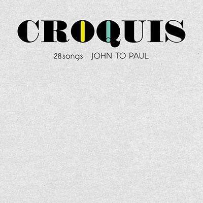 ジョンとポール/CROQUIS[JTOP-008]