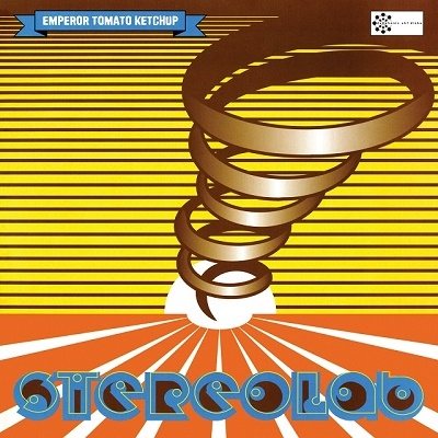 Stereolab/Emperor Tomato Ketchup [Expanded Edition]<Clear Vinyl/数量限定盤>[DUHFD11RC]