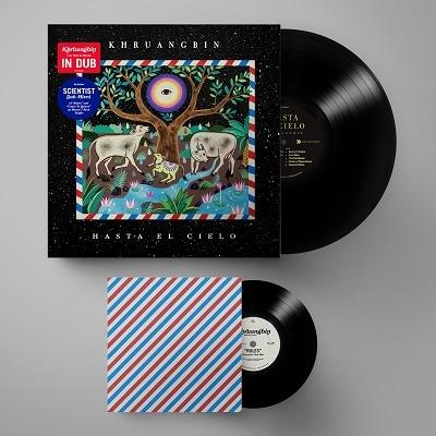 Khruangbin/Hasta El Cielo (Con Todo El Mundo in Dub) [LP+7inch][ALNLP50DUBR]