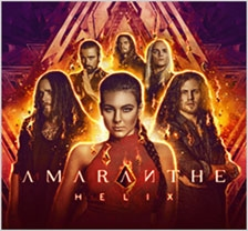 Amaranthe/Helix: Limited Edition<限定盤>[6775096]
