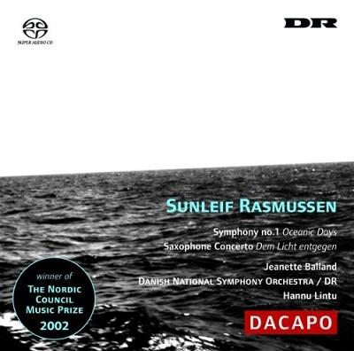 ハンヌ・リントゥ/ラスムセン: 交響曲第1番「海洋時代」、サクソフォン ...