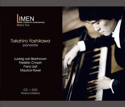 吉川隆弘/Beethoven: Piano Sonata No.14; Chopin: Nocturnes Op.27-1 &2; Liszt: 12 Transcendental Etudes for Piano No.11