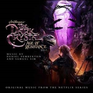 The Dark Crystal: Age of Resistance, Vol.2 CD