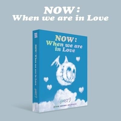 GHOST9/NOW : When we are in Love: 4th Mini Album[BGCD0163T]