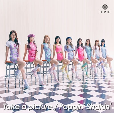 Take a picture/Poppin' Shakin' [CD+DVD]<初回生産限定盤A> 12cmCD Single