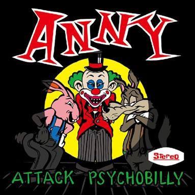 ANNY/ATTACK PSYCHOBILLY[RRR046]