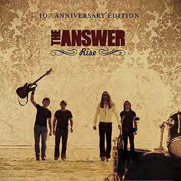 The Answer/Rise - 10th Anniversary Edition[TAPCD-16001J]