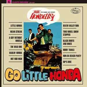 The Hondells/ゴー・リトル・ホンダ[ODR-6066]