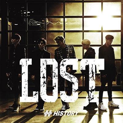 History (Korea)/LOST (通常盤A) [CD+トレーディングカード][TSHI-5010]