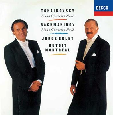 ラフマニノフ: ピアノ協奏曲 第2番/チャイコフスキー: ピアノ協奏曲 第1番<タワーレコード限定>