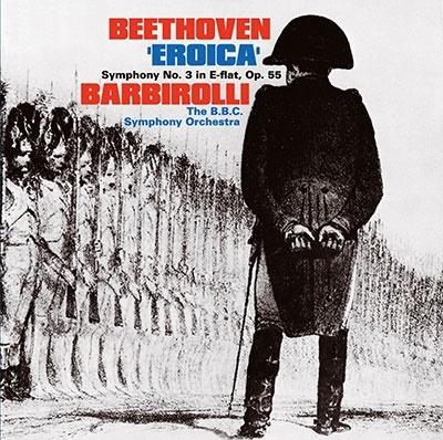 ジョン・バルビローリ/ベートーヴェン: 交響曲第1番、第3番、第8番、レオノーレ序曲第3番、パーセル: 組曲、J.S.バッハ: 羊は安らかに草を食み<タワーレコード限定>[TDSA-160]