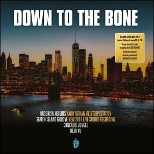 Down To The Bone/Brooklyn Heights<Record Store Day対象商品>[DTTB100]