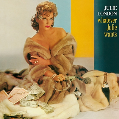 Julie London/Whatever Julie Wants[FM610]