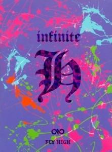 Infinite H/Fly High: Infinite H 1st Mini Album[L100004643]