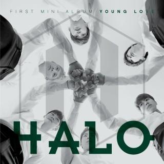 Young Love: 1st Mini Album CD