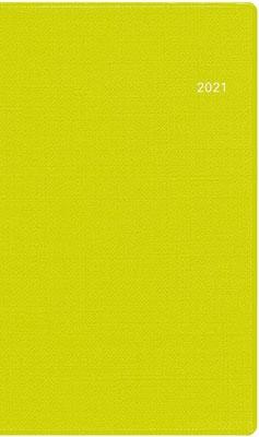 高橋書店 手帳は高橋 T'mini (ティーズミニ) 7 [グリーン] 手帳 2021年 手帳判 ウィークリー 皮革調 グリーン No.156 (2021年版1月始まり)[9784471801564]