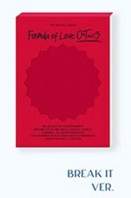 [Formula of Love: O+T=<3]: TWICE Vol.3 (BREAK IT ver) CD